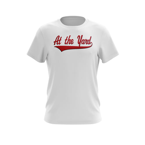 At The Yard Script Tee
