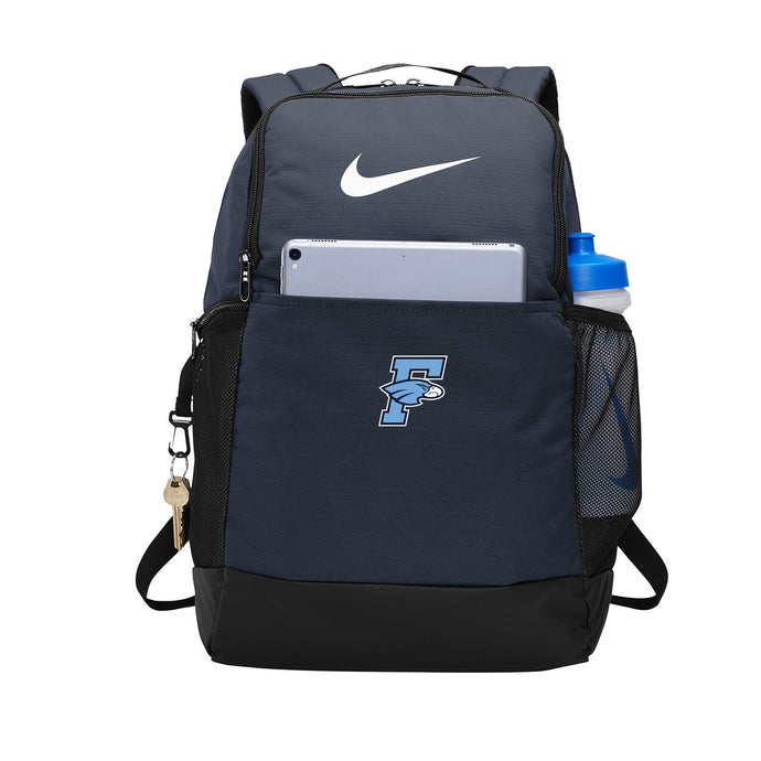 Fairborn Athletics - Nike Brasilia Backpack (Midnight Blue)