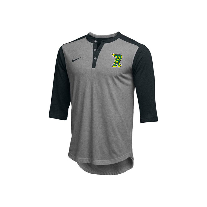 Cincinnati Riverbats - Nike Flux 3/4-Sleeve Baseball Top
