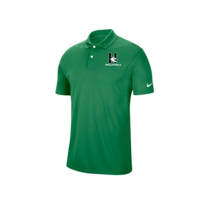 Harrison Volleyball 2020 - Nike Dry Fit Victory Polo (Green)