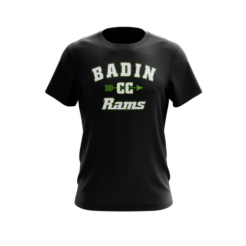 Badin Cross Country Dri Fit Tee
