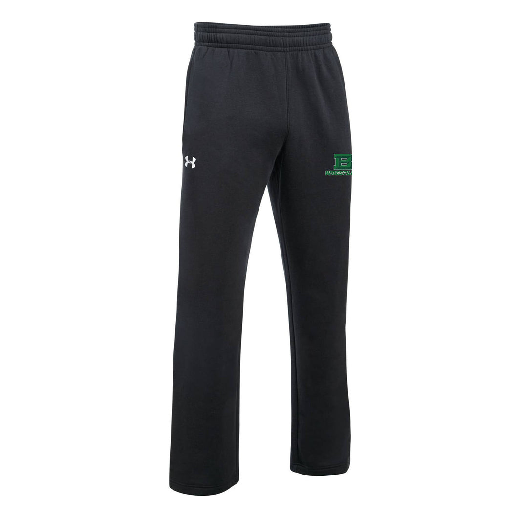 Badin Wrestling UA Hustle Fleece Pant