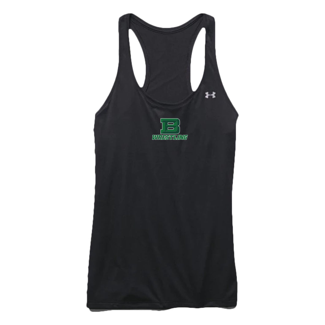 Badin Wrestling Women's UA Tech Tank