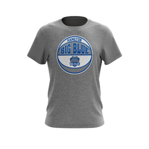 Big Blue Basketball Tee