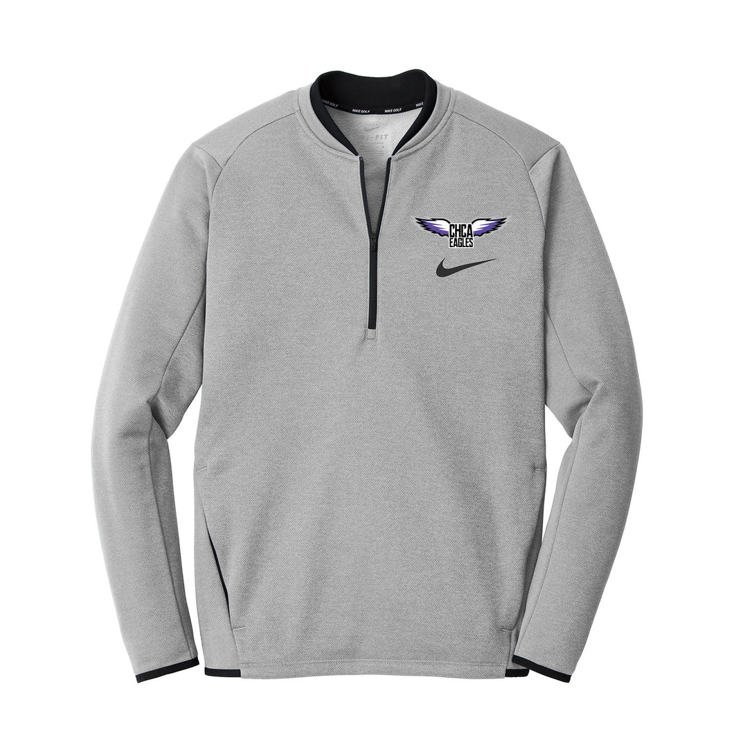 CHCA Basketball Nike Therma-FIT Fleece 1/2 Zip