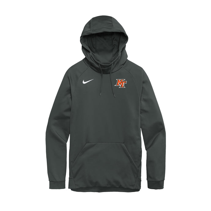 National Trail Athletics - Nike Therma-FIT Pullover Fleece Hoodie (Anthracite)
