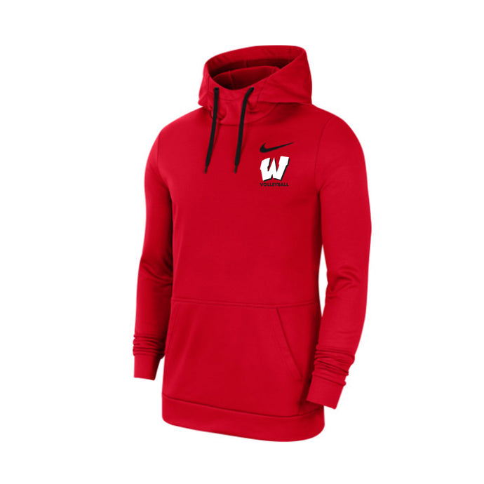 Lakota West Boys Volleyball 2021 - Nike Therma Hoodie (Red)