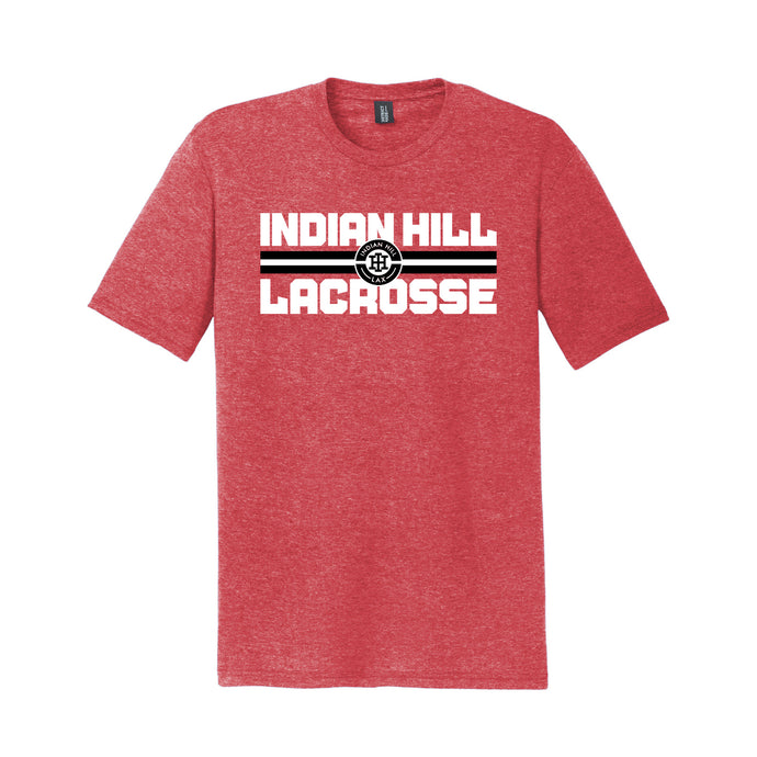 Indian Hill Lacrosse 2021 - Perfect Tri Tee (Red Frost)