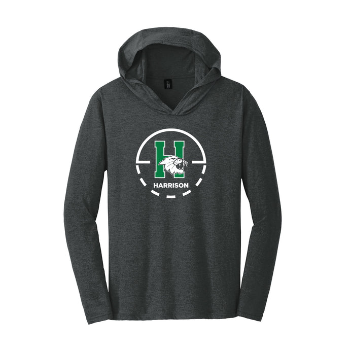 Harrison Basketball 2020 - Perfect Tri Long Sleeve Hoodie (Black Frost)