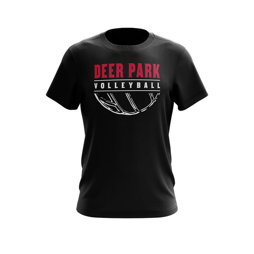 Deer Park Volleyball Tee 1