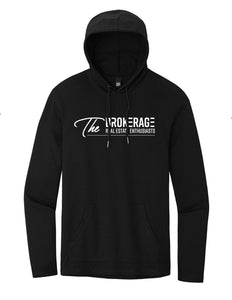 The Brokerage - Featherweight French Terry Hoodie (Black)