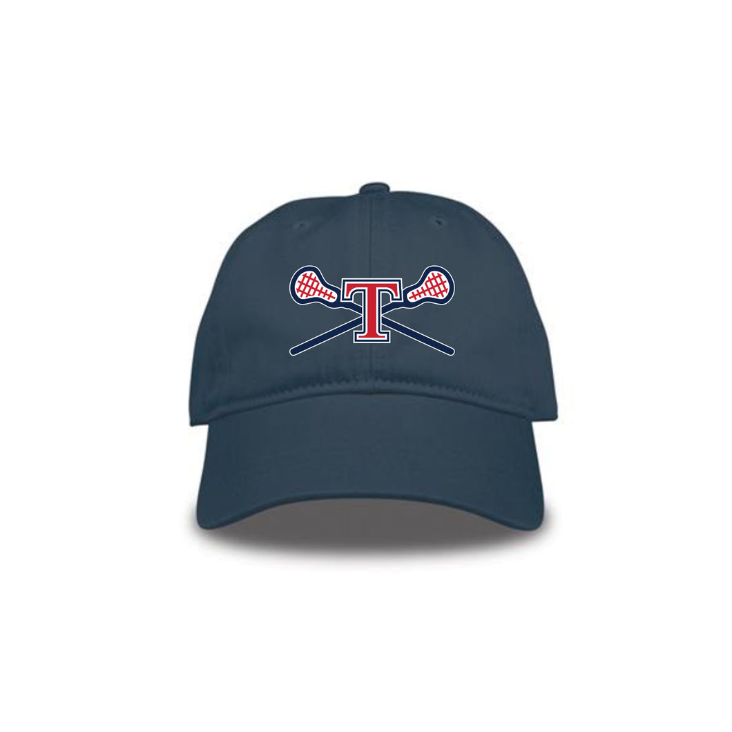 Talawanda Lacrosse Dad Hat - The Game Headwear