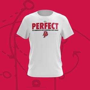 Deer Park Perfection State Champs Tee