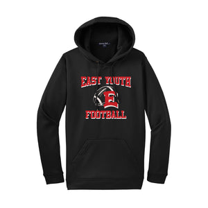 East Scarlets Football Youth FB Hoodie