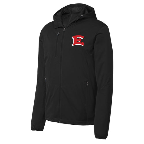 East Scarlets Football Active Hooded Soft Shell Jacket