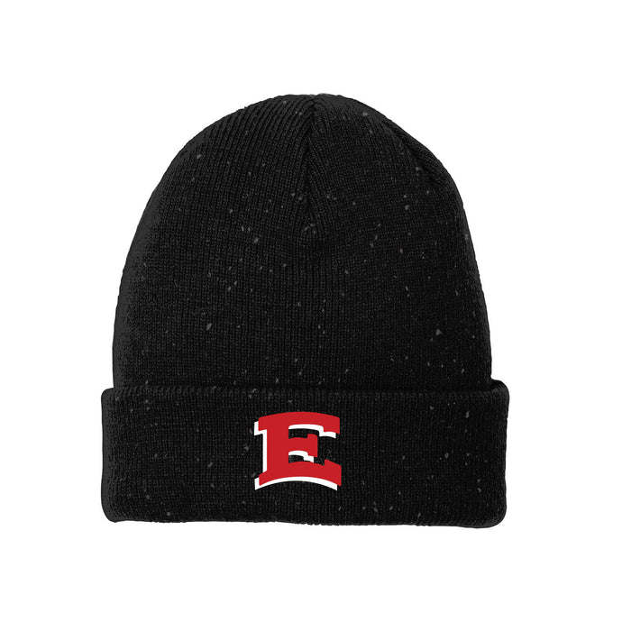 East Scarlets Football New Era Speckled Beanie