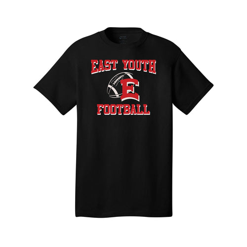 East Scarlets Football Youth FB Tee