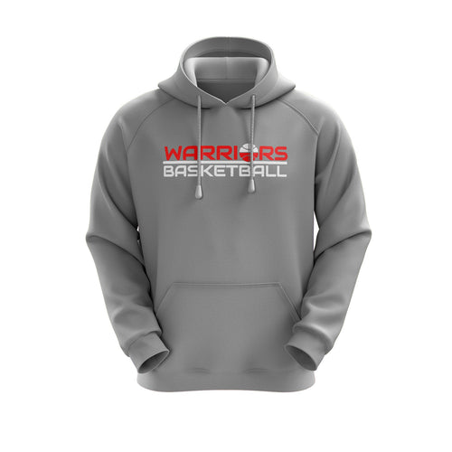 Fairfield Warriors Cotton Hoodie (NAME & NUMBER ON BACK)