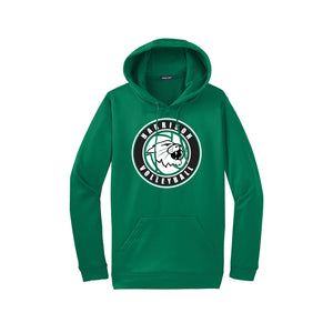Harrison Volleyball 2020 - Hoody (Kelly Green)