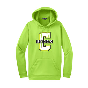 Cincy Shock Softball Hoodie (Lime Shock)