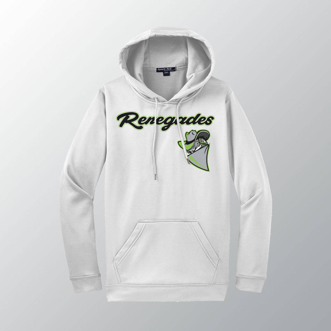 Renegades Baseball Hoody (White)