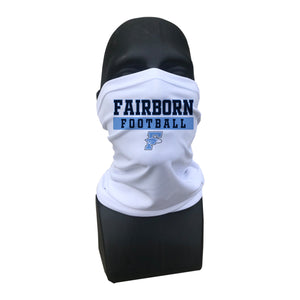 Fairborn Football 2020 - UPF50+ Gaiter Face Mask