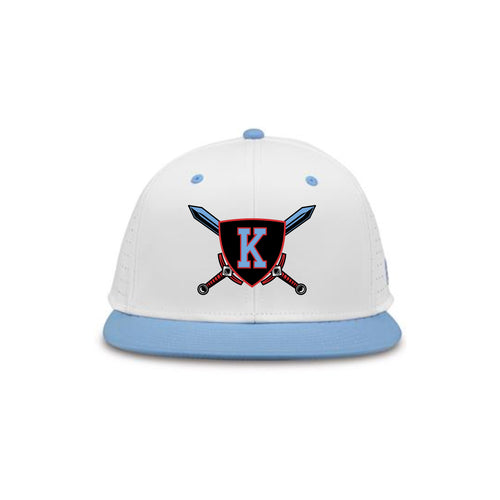 Kings Youth Football - The Game Perforated GameChanger Hat (Shield Logo)
