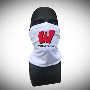 Lakota West Boys Volleyball 2021 - Custom Gaiter
