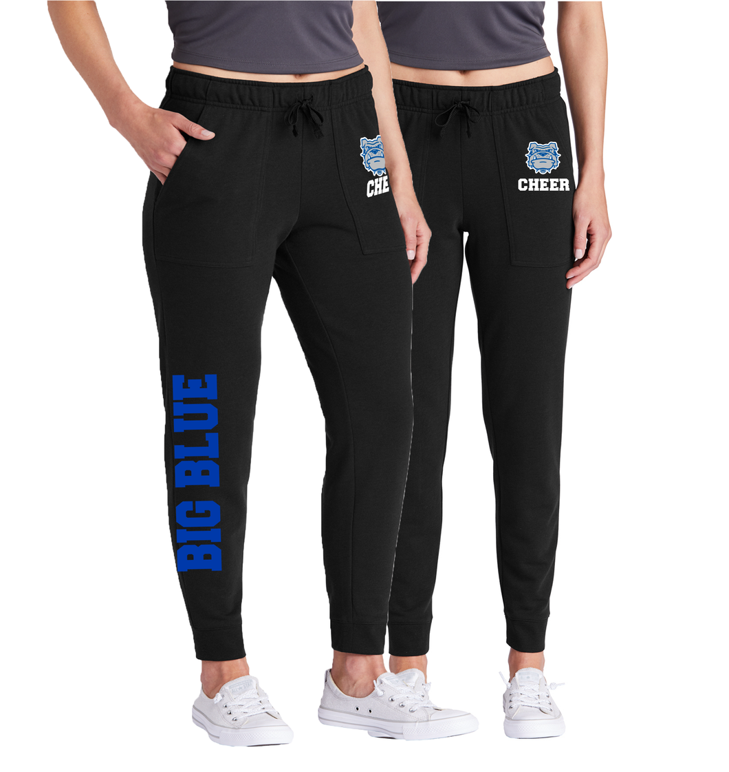 Hamilton Cheer - Ladies Tri-Blend Wicking Fleece Jogger