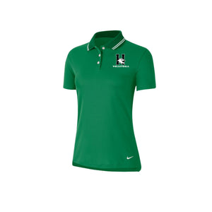 Harrison Volleyball 2020 - W NK DRY VCTRY POLO SS SLD OLC