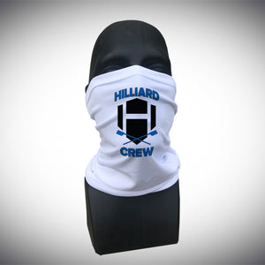 Hilliard Rowing Association - UPF50+ Gaiter Face Mask