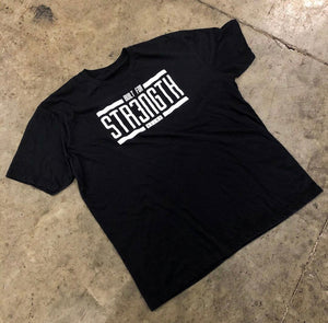 Headlines Strength - Built for Strength Premium Tee