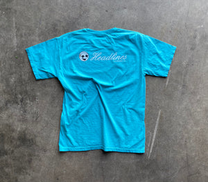 Lifestyle Tee - Garment Dyed - Larry Lacrosse