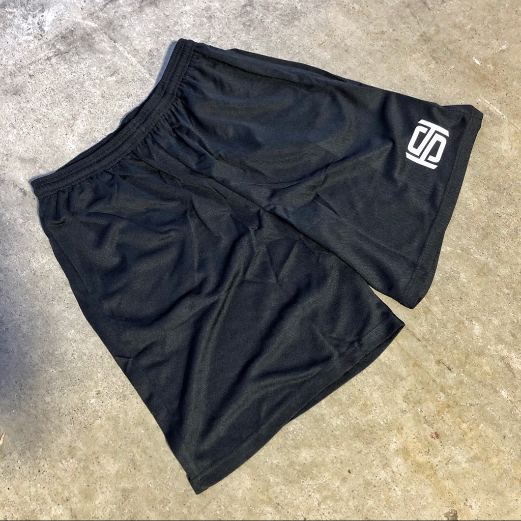 Headlines Strength - Black Everyday Shorts