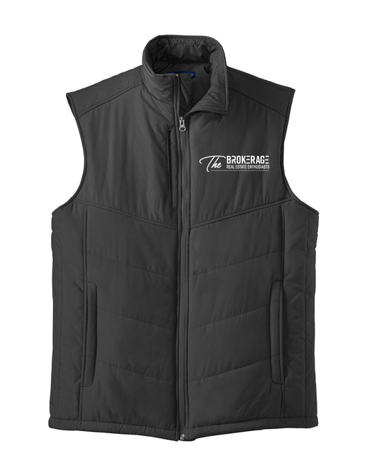 The Brokerage - Puffy Vest (Black)
