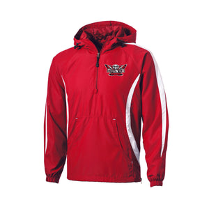 Lakota West Track Colorblock Raglan Jacket