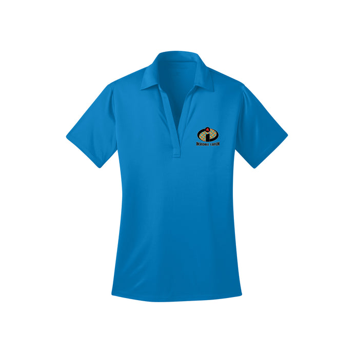 Incredible Carson 2021 - Ladies Silk Touch Performance Polo (Brilliant Blue)