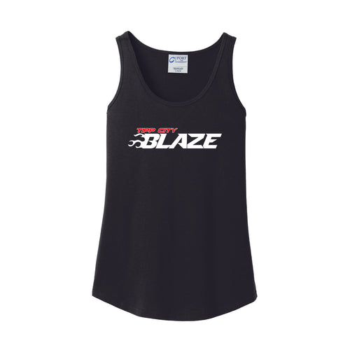 Tipp City Blaze Ladies Tank