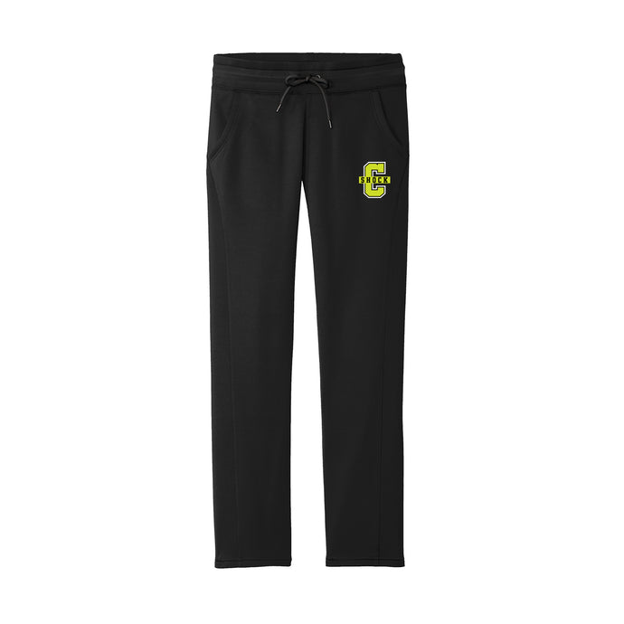 Cincy Shock Softball Ladies Fleece Pant