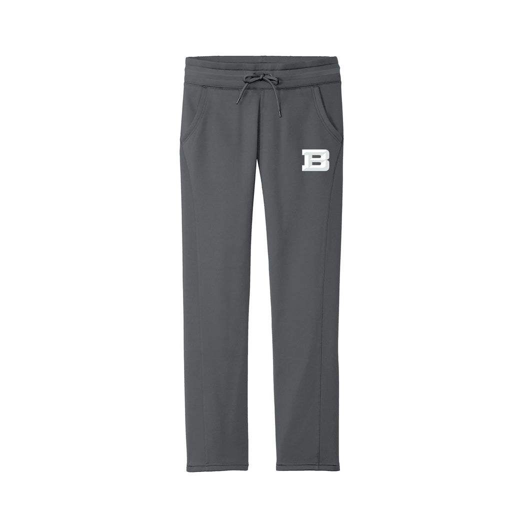Badin Softball Ladies Fleece Pant