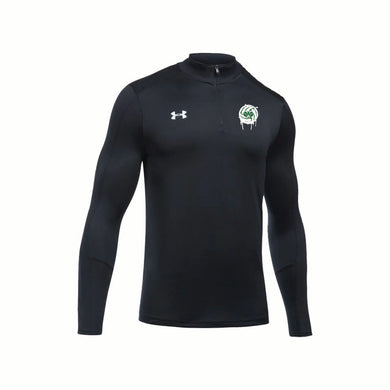 Badin Boys Volleyball UA Locker 1/4 Zip