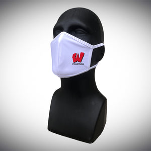 Lakota West Boys Volleyball 2021 - Custom Face Mask