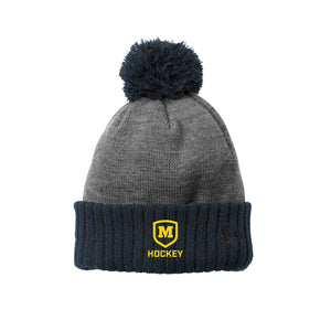 Moeller Hockey - New Era Colorblock Beanie