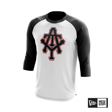At The Yard New Era Raglan Tee