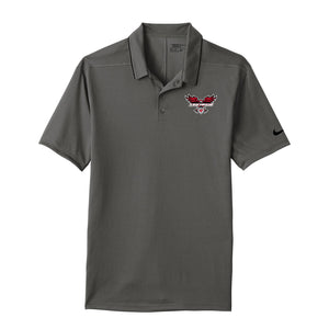 West Basketball Nike Dri-FIT Edge Tipped Polo