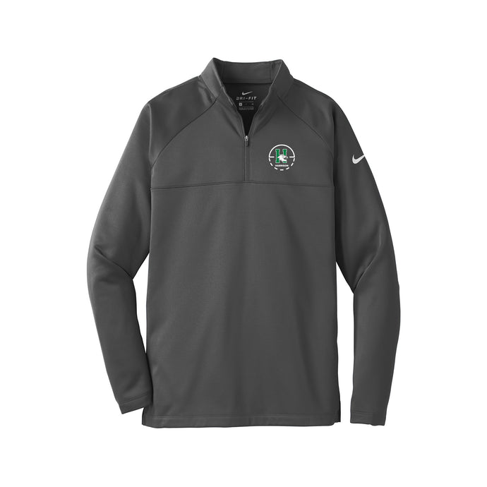 Harrison Basketball 2020 - Nike Therma-FIT 1/2 Zip Fleece (Anthracite)