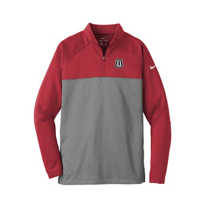 West Soccer 2020 - Nike Therma 1/2 Zip (Red)