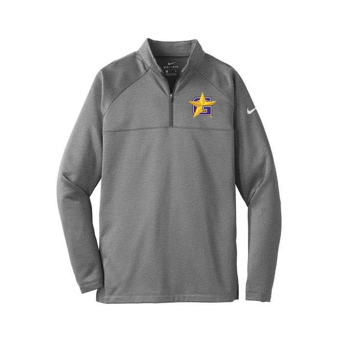 Johnston Generals Nike Therma-FIT 1/2 Zip