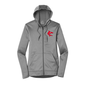 St. Louis Wrestling Nike Ladies Therma-FIT Fleece Hoodie