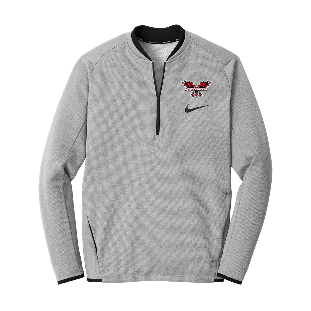 West Basketball Nike Therma-FIT Fleece 1/2 Zip